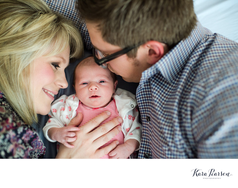 Newborn Photos In Highlands Ranch