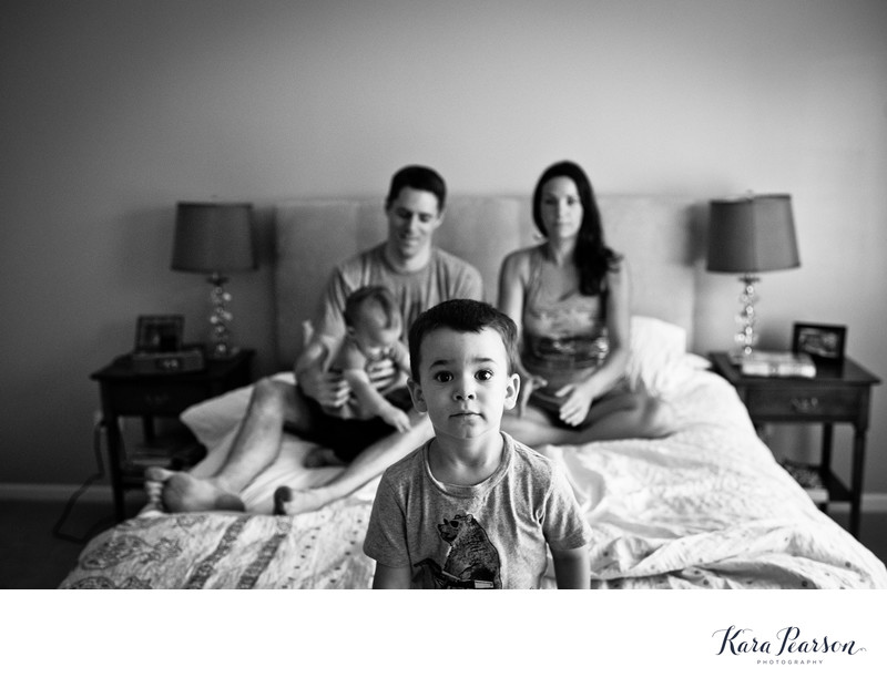 Photojournalistic Family Portraits In Chicago