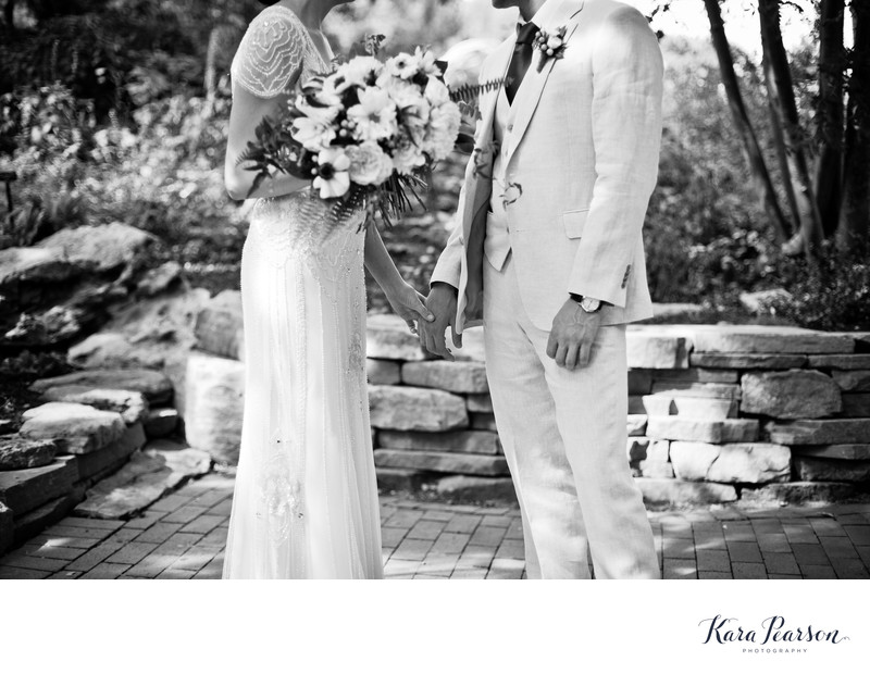 Denver Botanic Gardens Wedding Photographer