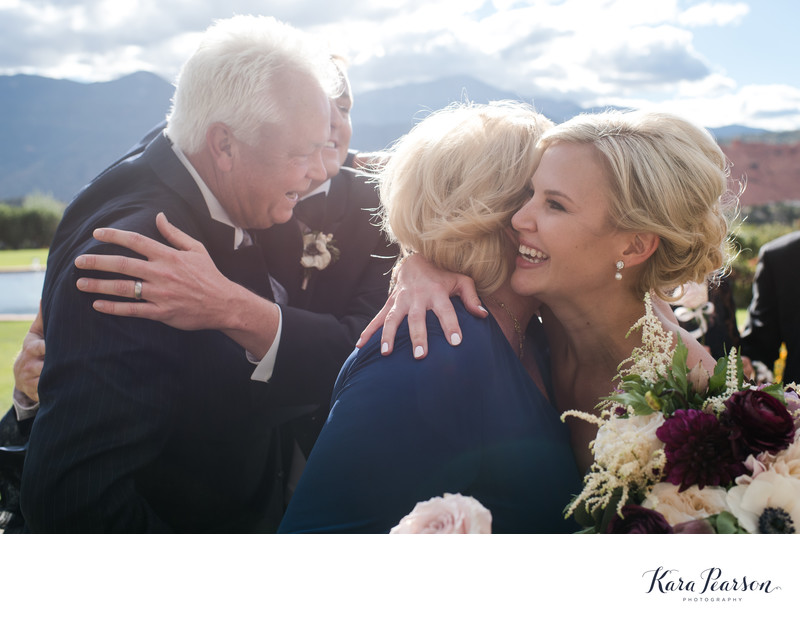 Fun Wedding Photography Colorado Springs