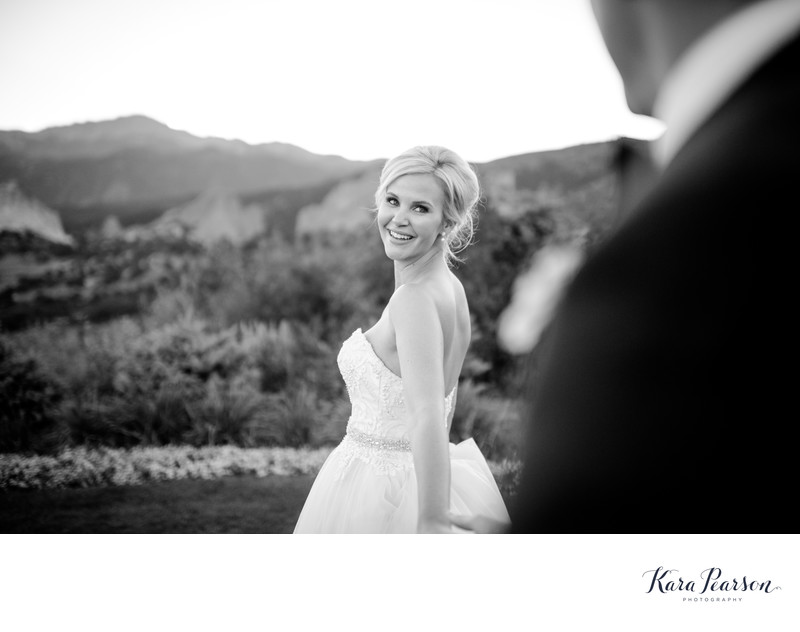Garden Of The Gods Wedding Portraits