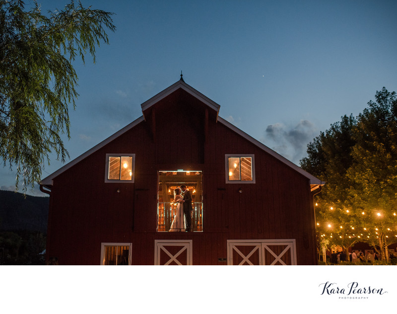 Crooked Willow Farms Night Portraits