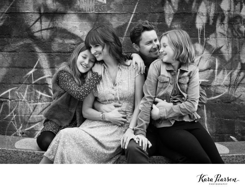 LoDo Candid Family Portraits