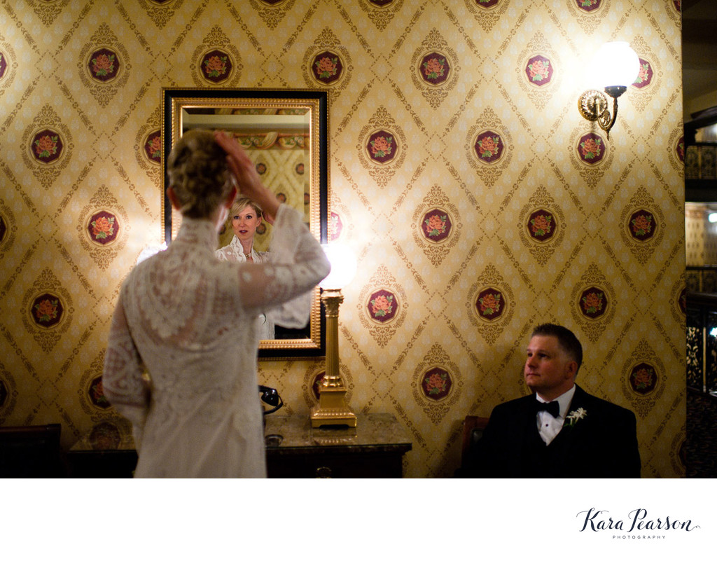 Brown Palace Wedding Ceremony