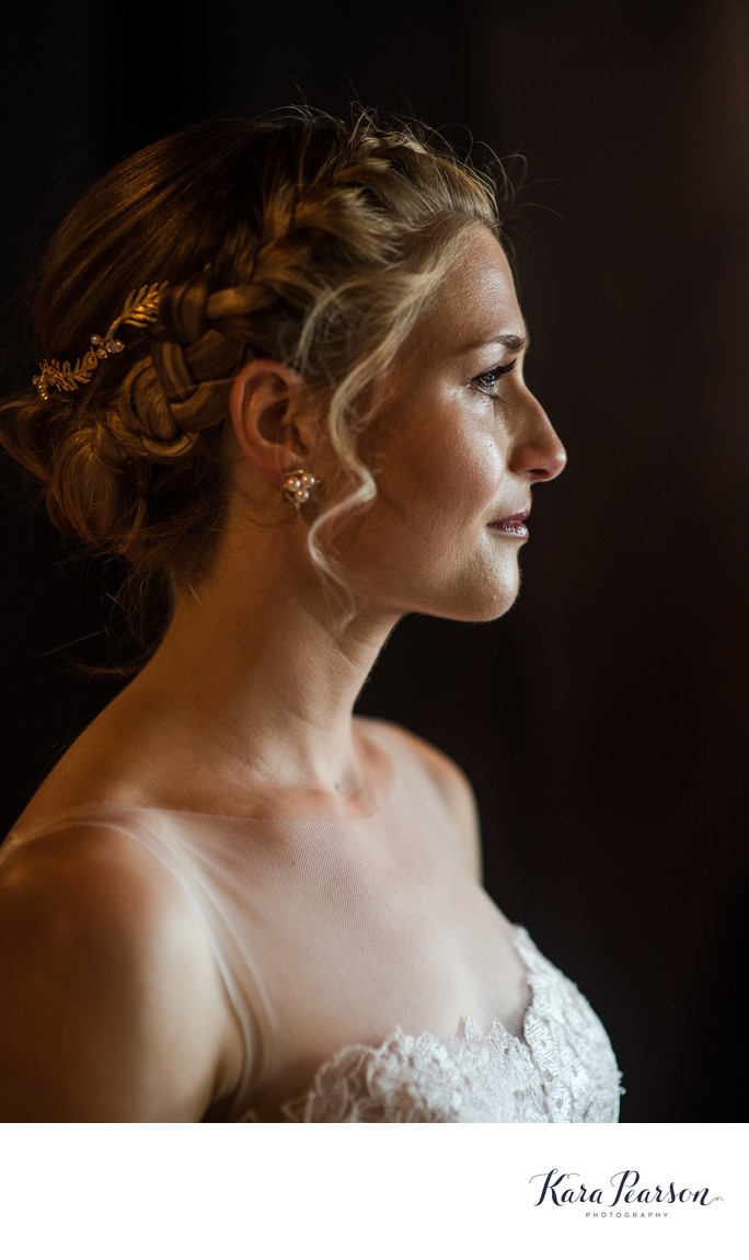 Bridal Portraits At Ten Mile Station