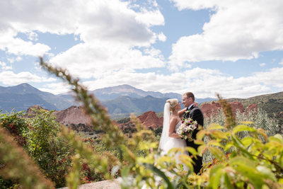 Garden of the Gods Club and Resort Colorado Springs Wedding