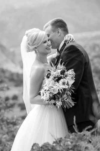 Garden of the Gods Club and Resort Wedding Reception