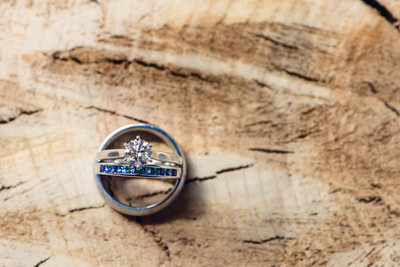 Albuquerque wedding photographer Montana sapphire ring photo