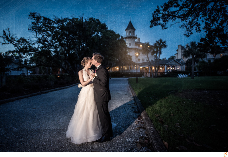 Jekyll Island Club Resort Wedding
