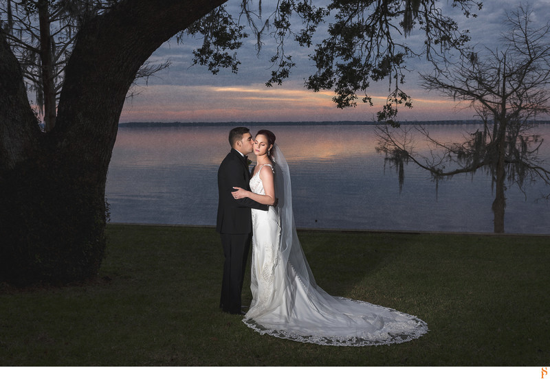 Wedding on the St Johns River