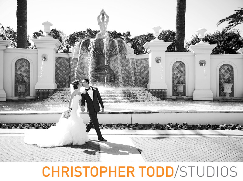 Monarch Beach Resort Wedding Photos