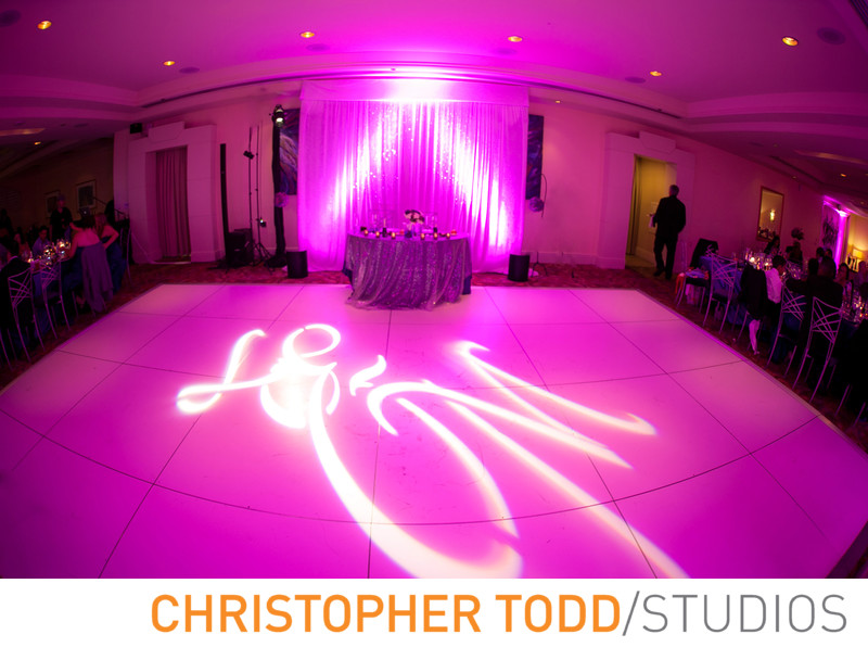 Hilton Waterfront Beach Resort Wedding Reception