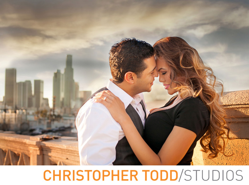 Los Angeles Engagement Session Photographer