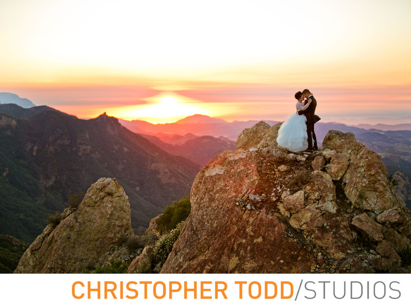 Wedding Photographer For Malibu Rocky Oaks Estate