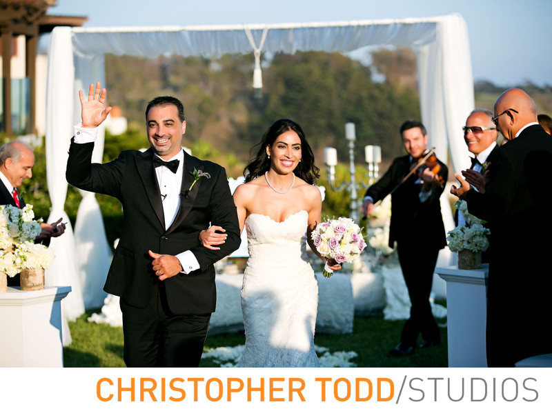 Persian Wedding Photos At Ritz Carlton Santa Barbara