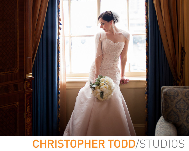 Millennium Biltmore Hotel Wedding Photographs