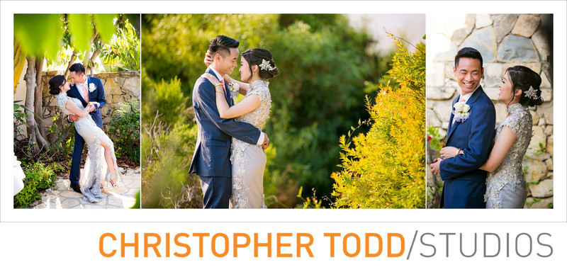 Trump National Palos Verdes Chinese Wedding Photography