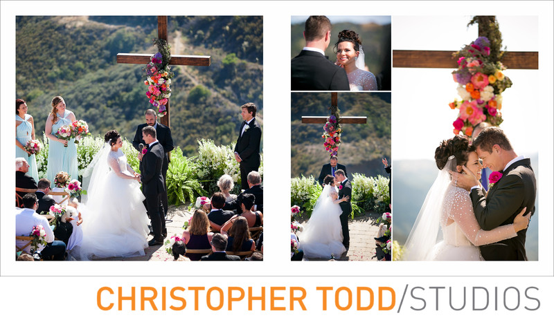 Malibu Rocky Oaks CA Wedding Photographers