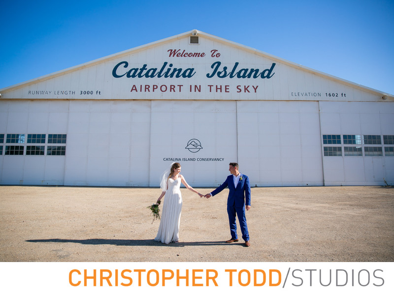 Catalina Island Wedding Photos