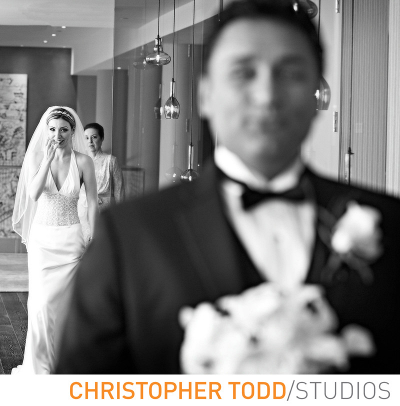 Avenue of the Arts Costa Mesa  Wedding Photographer