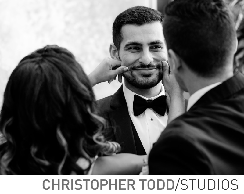Westin South Coast Photographer Featuring Groom