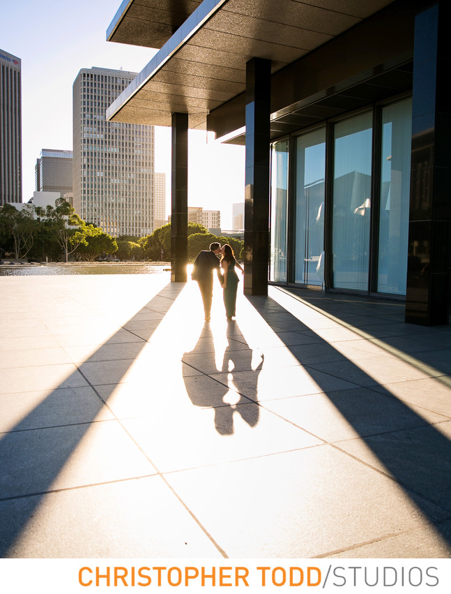 Engagement Photographer Downtown Los Angeles