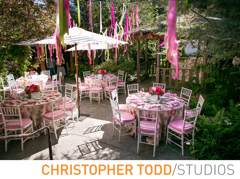 Kevin Covey Wedding Design