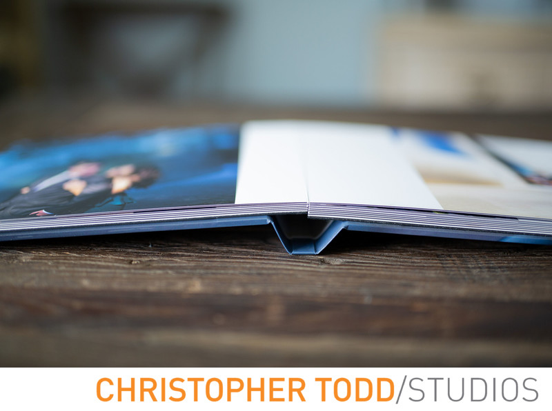 Custom Photo Book for Engagements