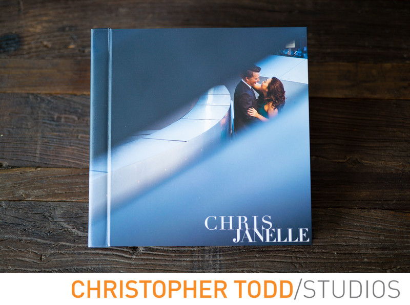 Engagement Photo Book Los Angeles