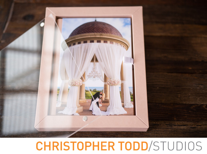 Pelican Hill Wedding Album