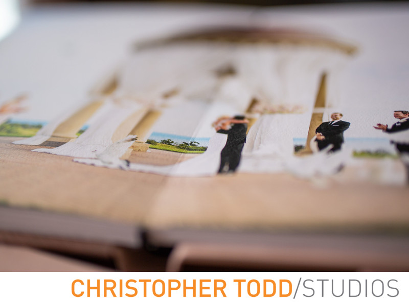 Luxury Wedding Albums Orange County