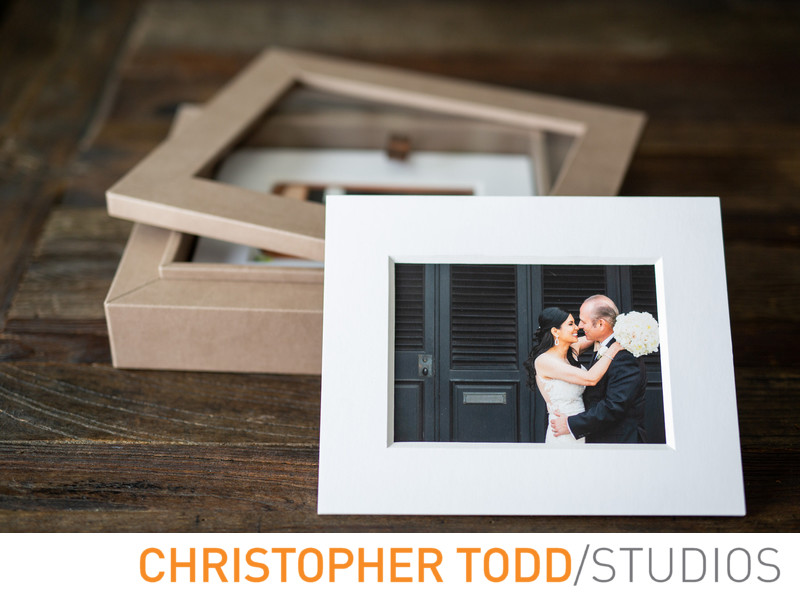 Folio Boxes for Wedding Photos