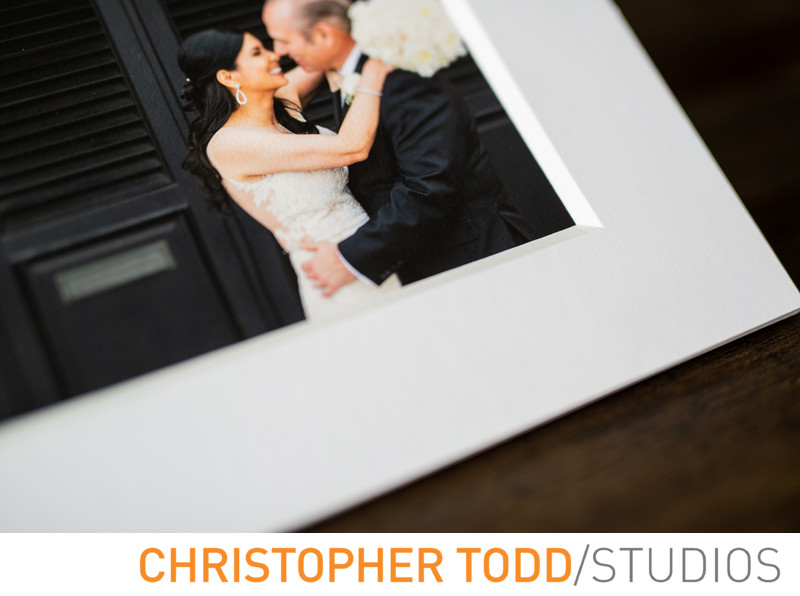 Matted Prints Orange County Photographer