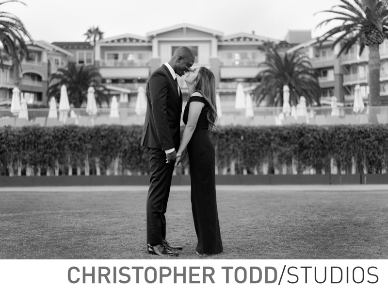 Laguna Beach Montage Resort Engagement Session