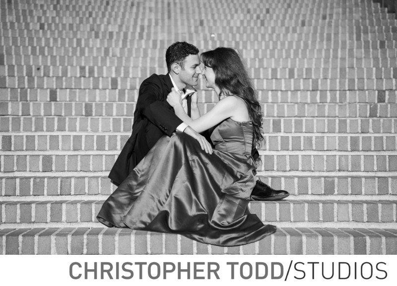 UCLA Engagement Photos