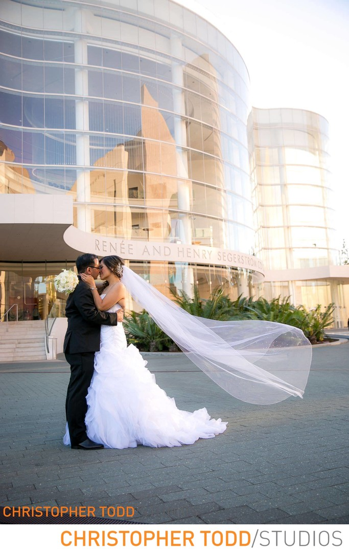 Segerstrom Center for the Arts Weddings