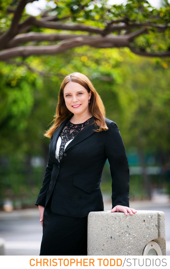 Best Attorney Headshot Photographer Orange County