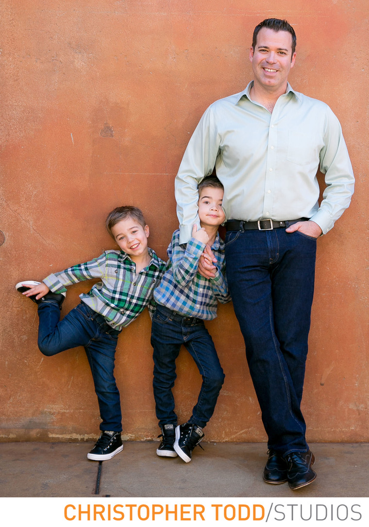 Orange County Family Portraits