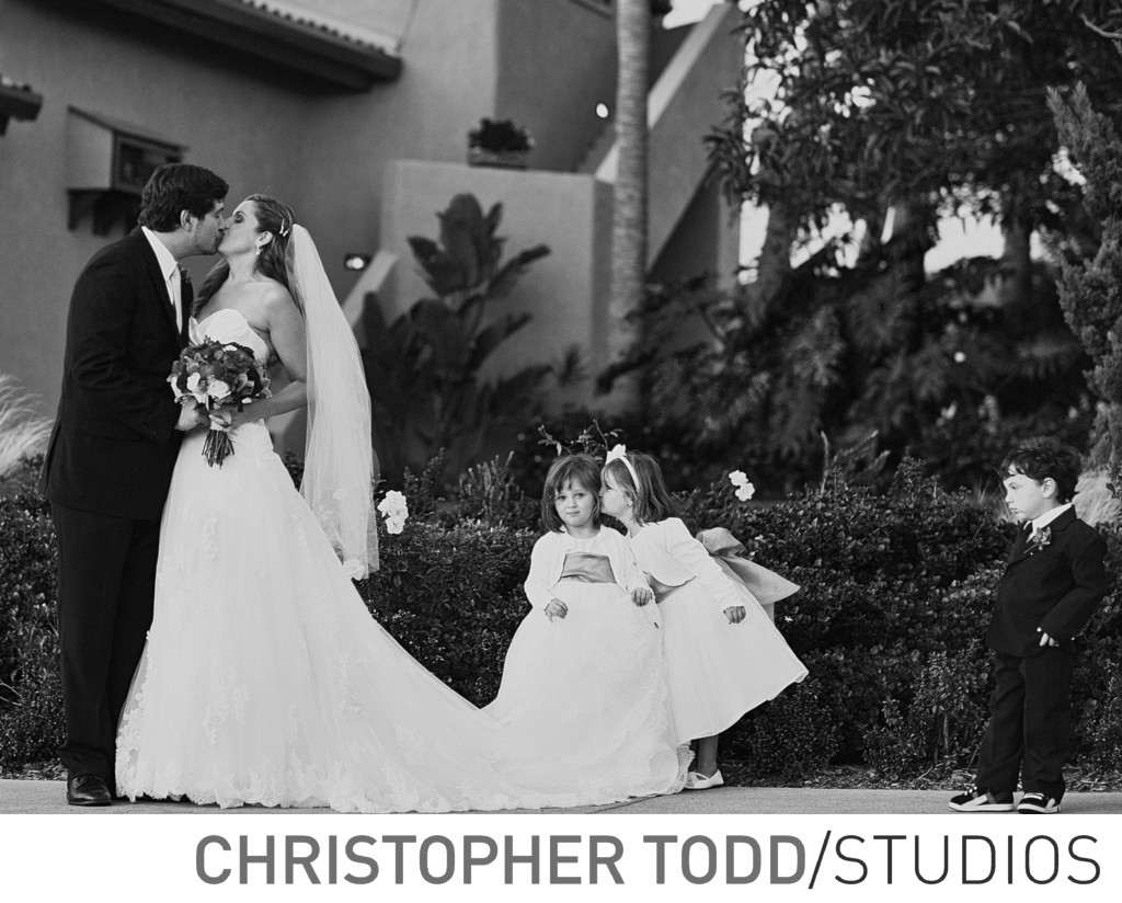 La Venta Inn Wedding Photographers