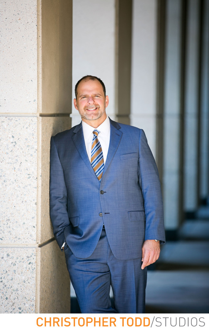 Orange County Attorney Portrait Photography