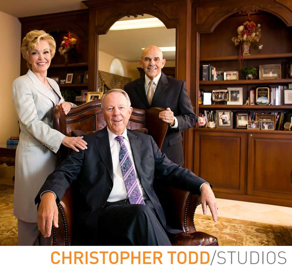 Family Attorney Orange County Executive Portraits