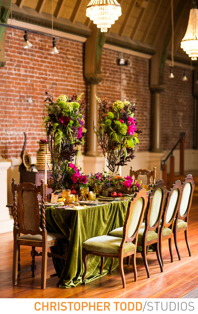 Wedding Decor Loft On Pine