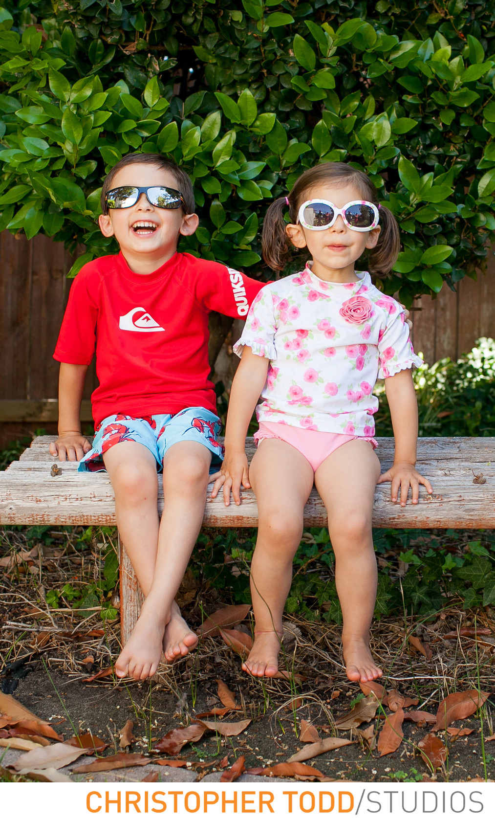 Lifestyle photo Of Children in Orange County