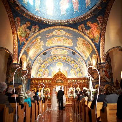 Saint Sophia Cathedral Wedding Photographer