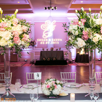 Langham Huntington Pasadena Wedding