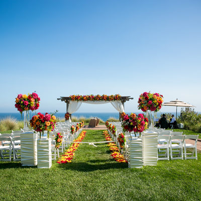 Terranea Wedding Ceremony