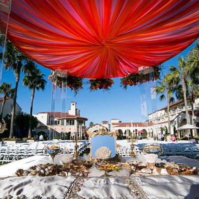 Hyatt Huntington Beach Persian Wedding