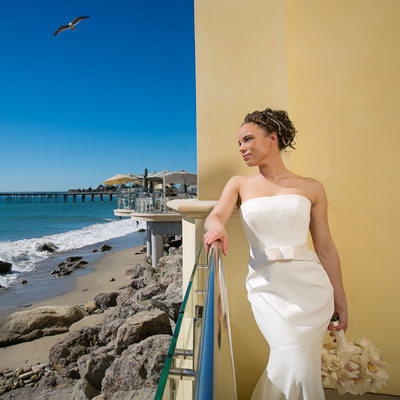 Malibu Beach Inn Wedding Photographer