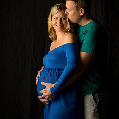 Maternity Photos in Orange County Studio