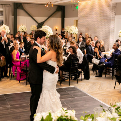 Weddings at The Lido House Hotel Newport Beach